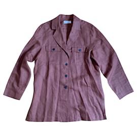 Yves Saint Laurent-Yves Saint Laurent vintage jacket-Brown