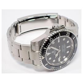 Rolex-ROLEX Submariner No-Date Ref.114060 Genuine goods Mens-Black