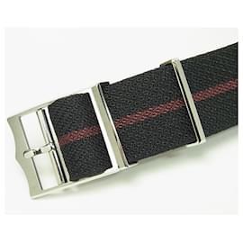 Autre Marque-TUDOR Black Bay GMT 79830RB fabric strap Mens-Black