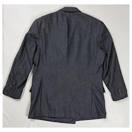 Burberry-Burberry coat-Grey