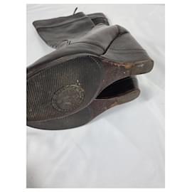 Fendi-Fendi boots-Brown