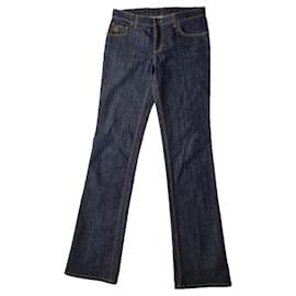 Louis Vuitton-Louis Vuitton jeans-Blue