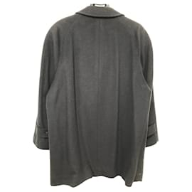 Givenchy-[Used] GIVENCHY Coat Size M Men's-Dark Navy Long Sleeve / Name Embroidery-Navy blue