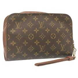Louis Vuitton-LOUIS VUITTON Monogram Orsay Clutch Bag M51790 LV Auth 23895-Other