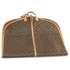 Louis Vuitton-LOUIS VUITTON Monogram Garment Cover Sac De Port Mantoux M23542 LV Auth 23614-Other
