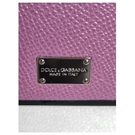 Dolce & Gabbana-Dolce & Gabbana Handy Case iPhone-Purple