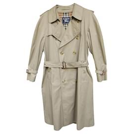 Burberry-Burberry man trench coat vintage 52-Beige