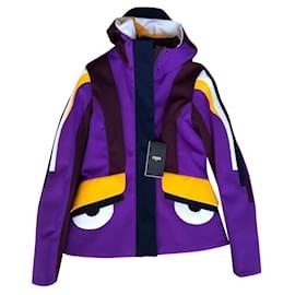 Fendi-Coats, Outerwear-Multiple colors