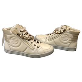 Chanel-Sneakers-Cream