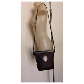 Yves Saint Laurent-Yves Saint Laurent vintage bucket bag-Black