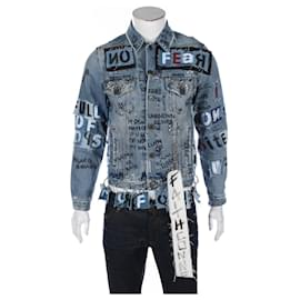 Faith Connexion-Blazers Jackets-Blue,Multiple colors