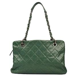 Chanel-Chanel Bag-Dark green