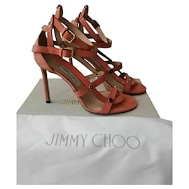 Jimmy Choo-Motoko 100-Coral