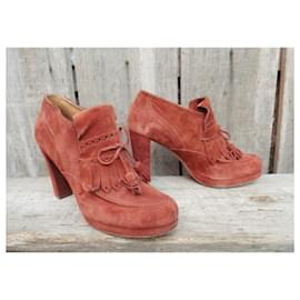 Atelier Voisin-low boots Atelier Voisin p 37,5-Brown