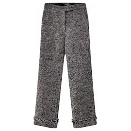 Chanel-'Coco Gabrielle' Tweed Pants-Multiple colors