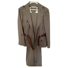 Gerard Darel-pantsuit-Grey
