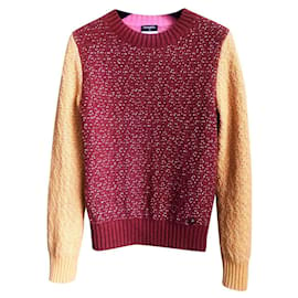 Chanel-NEW Cashmere Pull-Multiple colors