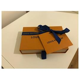 Louis Vuitton-RARE LOUIS VUITTON CLOUD POCKET ORGANISER - M69679-Blue