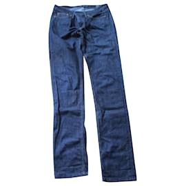 Marc by Marc Jacobs-Straight jeans, gross, US size 30.-Dark blue