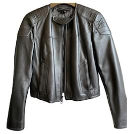 Ralph Lauren Black Label-Jackets-Metallic
