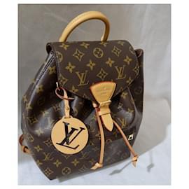 Louis Vuitton-MONTSOURIS-Brown