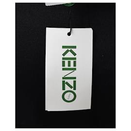 Kenzo-Kenzo Knit Pants-Black