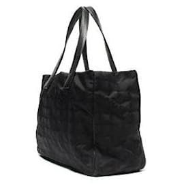 Chanel-[Used] CHANEL Tote  New Travel Bag Ladies-Black