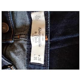 Abercrombie & Fitch-Jeans-Blue