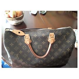 Louis Vuitton-speddy 35-Chestnut