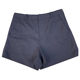 Zadig & Voltaire-Zadig et Voltaire Pink model shorts-Black