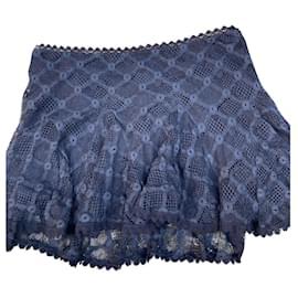 Isabel Marant-Mini skirt Isabel Marant-Black