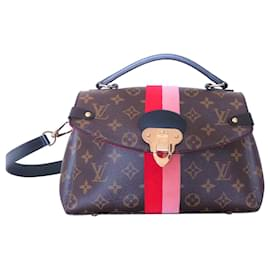 Louis Vuitton-LOUIS VUITTON Georges BB bag-Brown