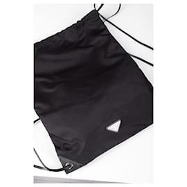 Prada-Prada backpack new-Black