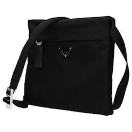Prada-Prada messenger bag new-Black