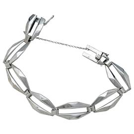 inconnue-white gold bracelet.-Other