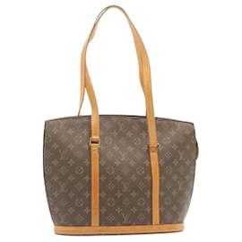 Louis Vuitton-LOUIS VUITTON Monogram Babylone Tote Bag M51102 LV Auth 23976-Other