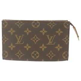 Louis Vuitton-LOUIS VUITTON Monogram Bucket PM Accessory Pouch LV Auth 23978-Other
