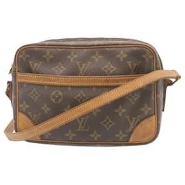 Louis Vuitton-Louis Vuitton Monogram Trocadero 23 Shoulder Bag M51276 LV Auth 24055-Other