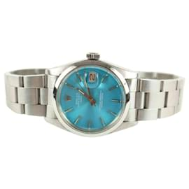 Rolex-Silver Ref 1501 Oyster Perpetual 34MM-Other