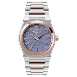Salvatore Ferragamo-Vega Pair Bracelet Watch-Other
