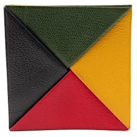 Hermès-NEW HERMES ZOULOU BOURSE COIN WALLET SMOOTH GRAIN calf leather 4 WALLET COLORS-Multiple colors