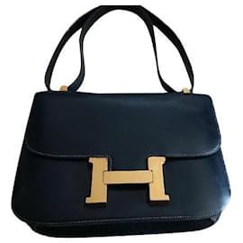 Hermès-Constance-Navy blue