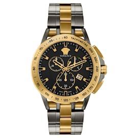 Versace-Sport Tech Chronograph Watch-Other