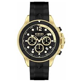 Autre Marque-Volta Chronograph Watch-Golden,Metallic