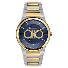 Salvatore Ferragamo-Ferragamo Sapphire Bracelet Watch-Other