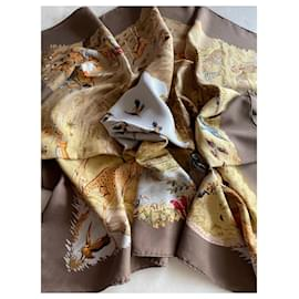 Hermès-AFRICA-Light brown