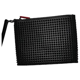 Christian Louboutin-Clutch bags-Black
