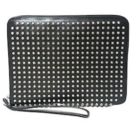 Christian Louboutin-Christian Louboutin Clutch bag-Black
