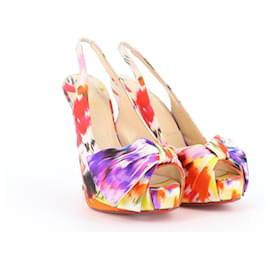 Christian Louboutin-Heels-Multiple colors