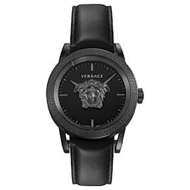Versace-Palazzo Empire Strap Watch-Black